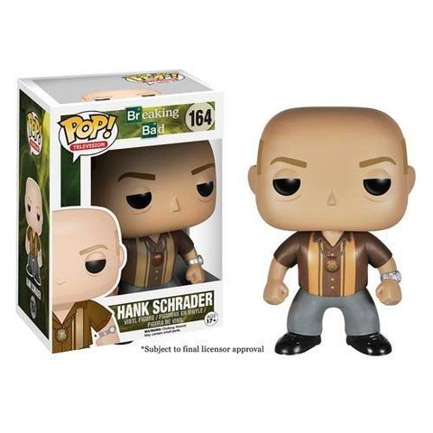 Funko POP! Breaking Bad Hank Schraber