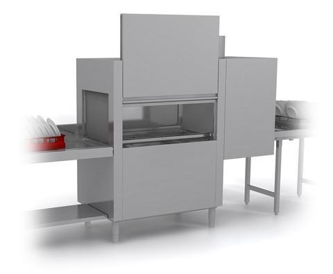 фото 1 Туннельная посудомоечная машина Elettrobar Niagara 411.1 T101EBD на profcook.ru