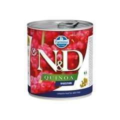 Фармина Quinoa N&D 285 гр консервы для собак помощь пищеварению