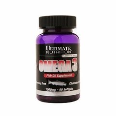 UlN Omega 3 Softgels (90 caps.)