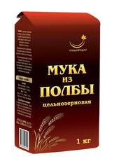 Мука из полбы цельнозерновая, 1000 гр. (Рондапродукт)