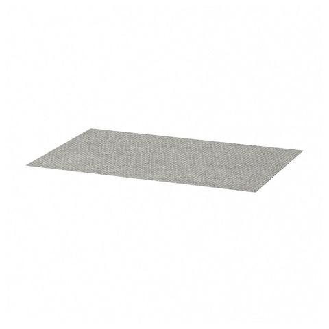 КОМПЛИМЕНТ Коврик в ящик, светло-серый с рисунком, 90x53 см