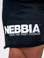 Шорты NEBBIA Legday Hero shorts 179 BLACK