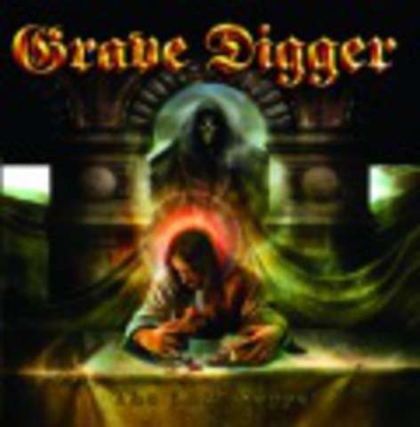 GRAVE DIGGER   THE LAST SUPPER +2 bonus tracks  2005