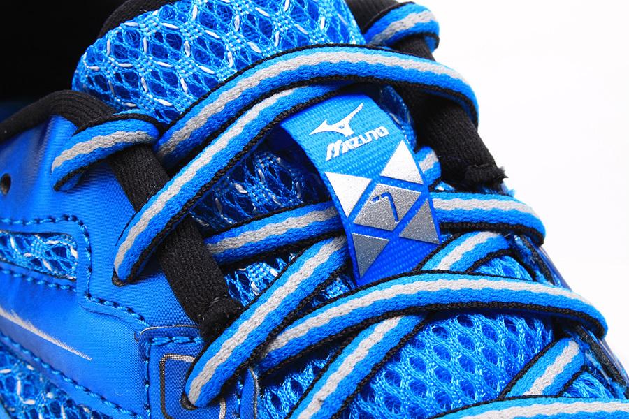 Мужские беговые кроссовки Мизуно Wave Ultima 7 (J1GC1509 06) синие фото
