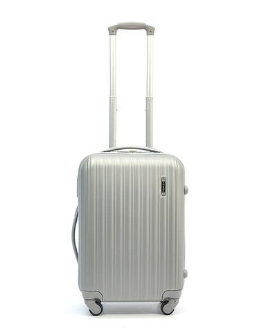 Чемодан Ananda APL-833-SILV-S Серебро