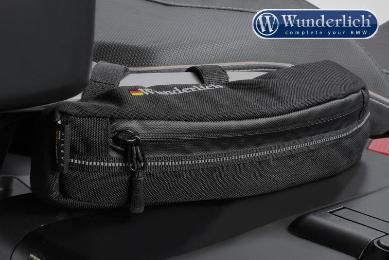 Боковые сумки багажника BMW R1200GS (комплект) черный