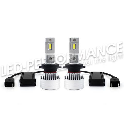 Светодиодная лампа H7 X9, 2 шт
