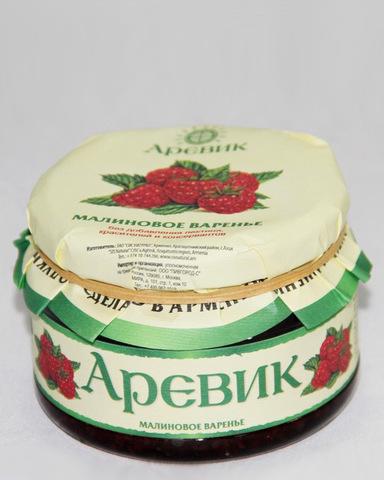 Варенье Аревик из малины, 500г