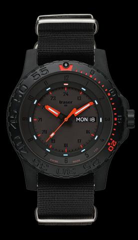 Купить Наручные часы Traser Red Combat Professional 104443 по доступной цене