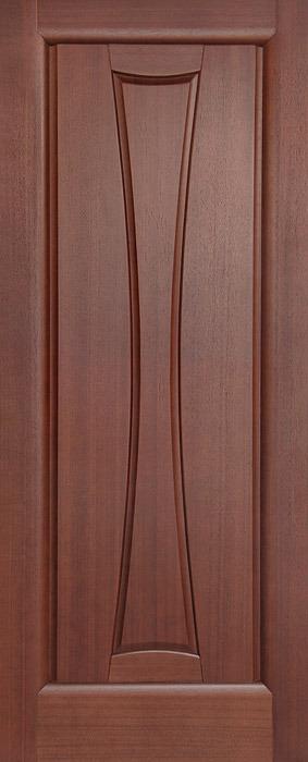 Дверь межкомнатная,Россич,Весы ДГ, Цвета: Анегри, Красное дерево