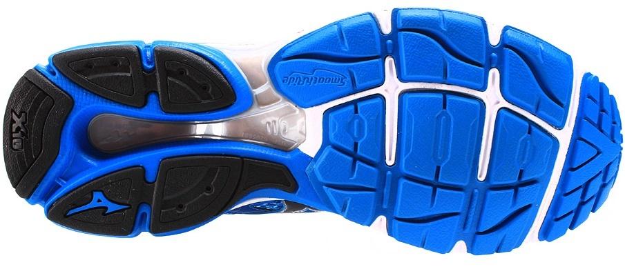 Мужские кроссовки для бега Мизуно Wave Ultima 7 (J1GC1509 06) синие