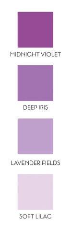 Набор штемпельных подушечек Shades of Purple Mini Cube Set