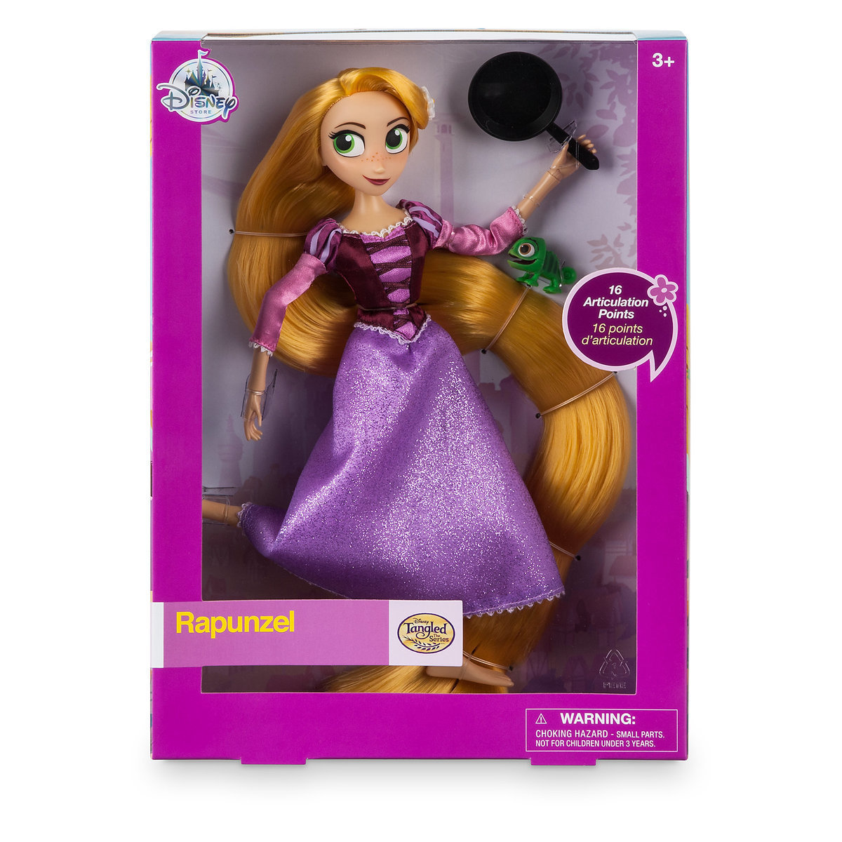 "Кукла ""Рапунцель"" - Tangled Series Disney"