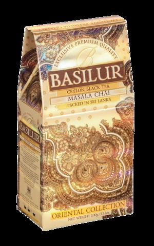 Чай черный Basilur Oriental collection Masala chai 100 гр