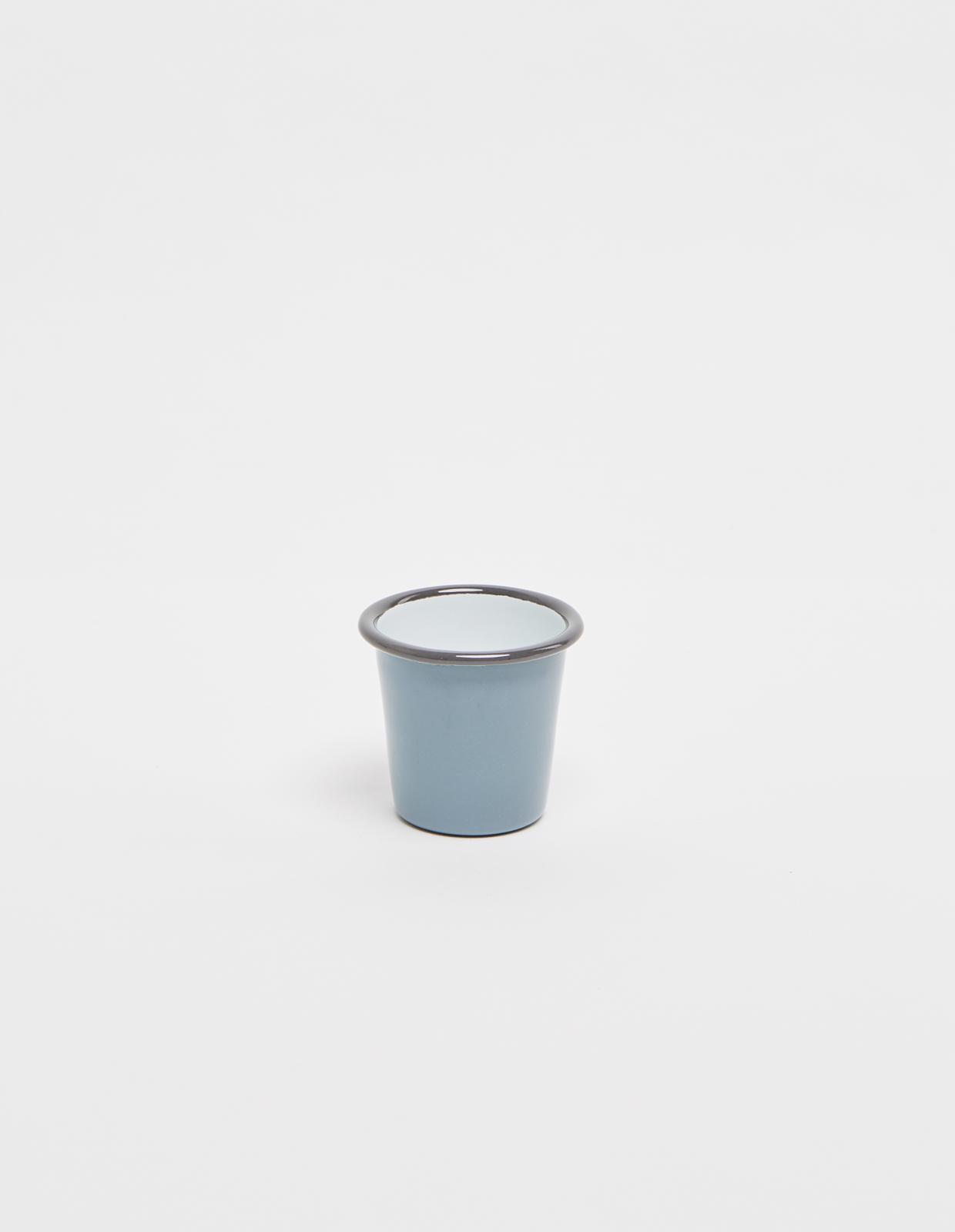 Мини стакан FALCON серый