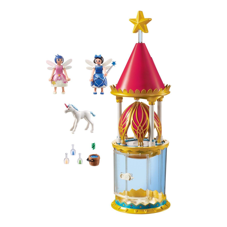 Конструктор блочный Playmobil Super 4 Музыкальные Цветочная Башня с Твинкл 6688pm