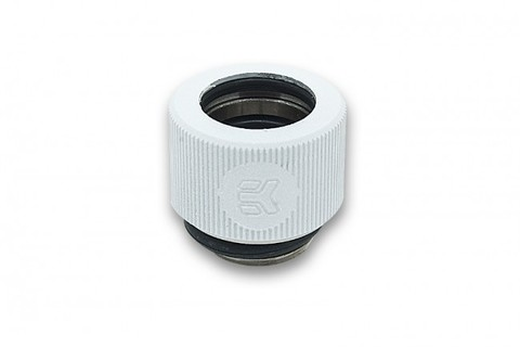 EK-HDC Fitting 12mm G1/4 - White
