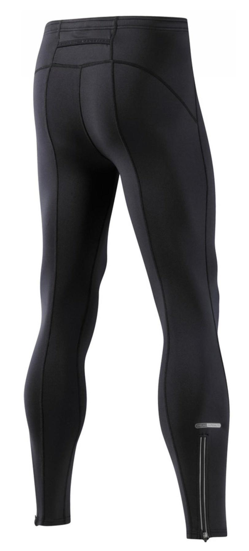 Мужские тайтсы Mizuno Warmalite Long Tights black (67RT370 09) фото