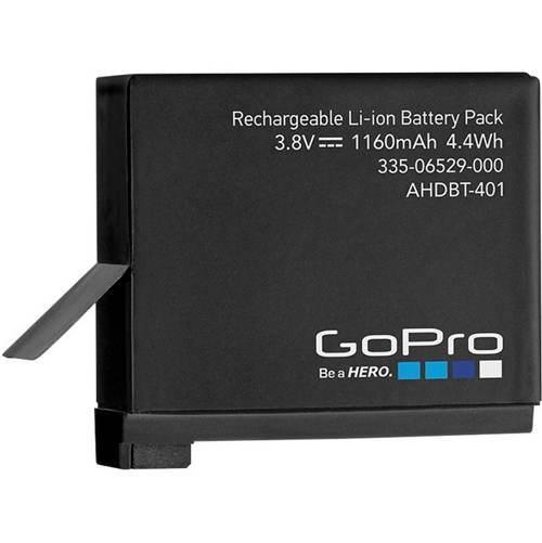 Литий-ионный аккумулятор для камеры GoPro Rechargeable Battery (HERO4) (без упаковки)