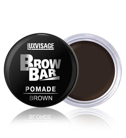 LuxVisage Помада для бровей Brow Bar  тон 3(Brown) 6 г