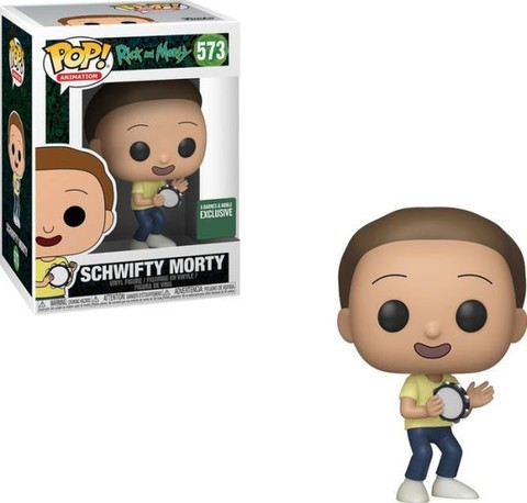 Schwifty Morty Funko Pop! Vinyl Figure || Морти с Бубном