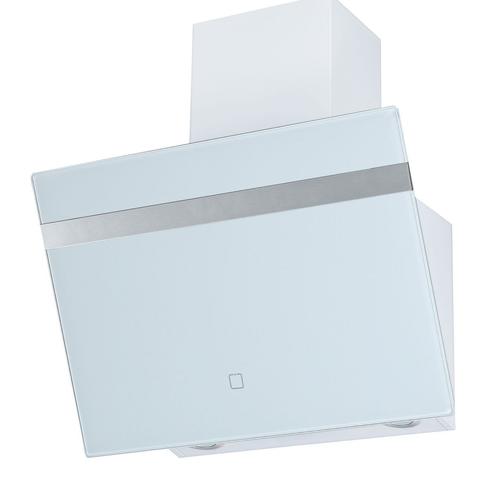 Вытяжка Maunfeld MEDWAY 50 Glass White/ Stripe Inox