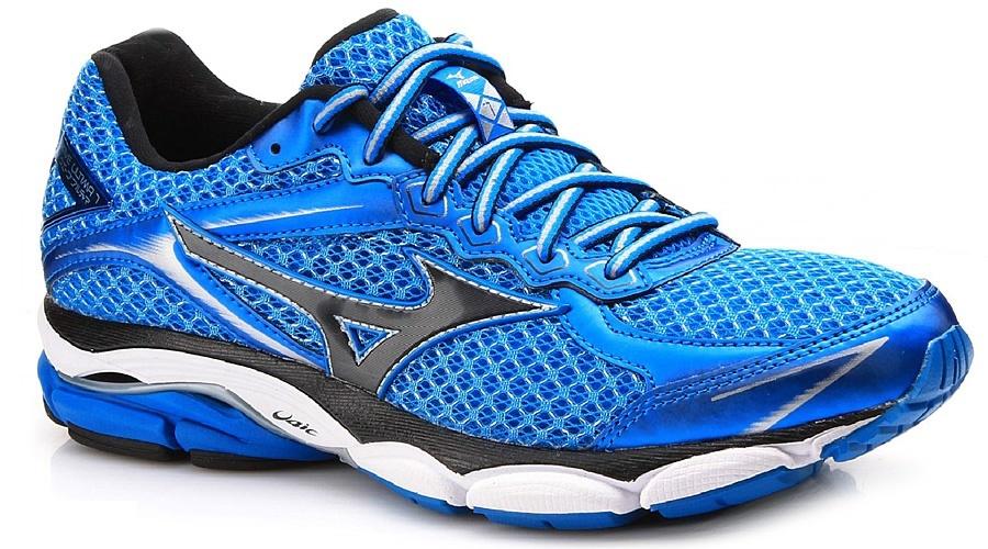 Мужские кроссовки для бега Mizuno Wave Ultima 7 (J1GC1509 06) синие фото