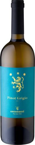 Вино Antonutti, Pinot Grigio, Friuli Grave DOC, 2016, 0.75 л