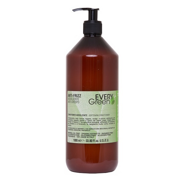 Кондиционер для вьющихся волос Dikson Every Green Anti-Frizz Condizionante Idratante 1000мл