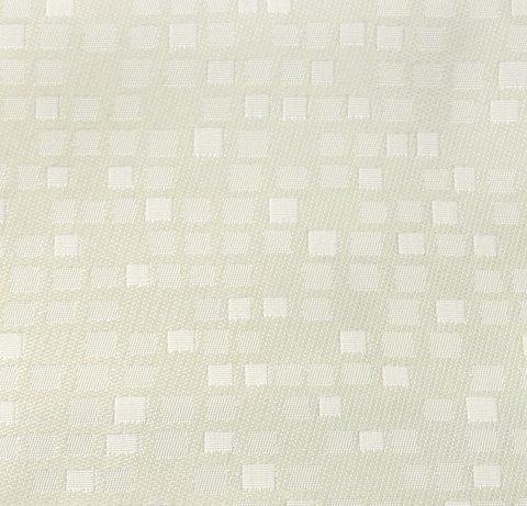 Портьерная ткань двухсторонний жаккард Домино светло-бежевый