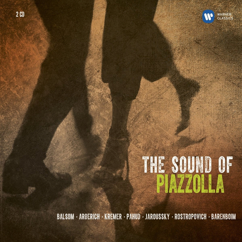 Astor Piazzolla / The Sound Of Piazzolla (2CD)