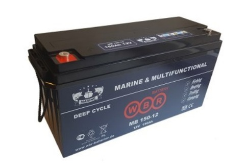 Аккумулятор глубокого разряда MB 150-12