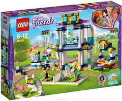 LEGO Friends Спортивная арена для Стефани