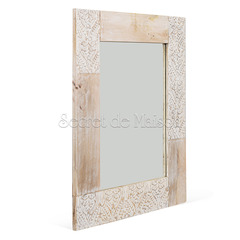 Зеркало Secret de Maison Caraibo (mod. 1822) — натуральный