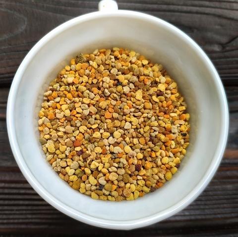 Фотография Пыльца разнотравье /2019г/ 1 кг купить в магазине Афлора
