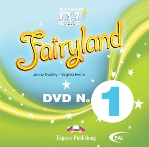 fairyland starter/1 DVD (совместимо с Starlight Starter)