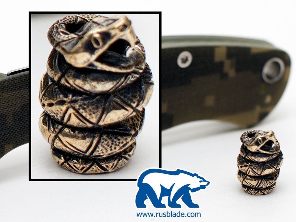 "Custom Sword Knot ""Mamba"" Limited Edition"