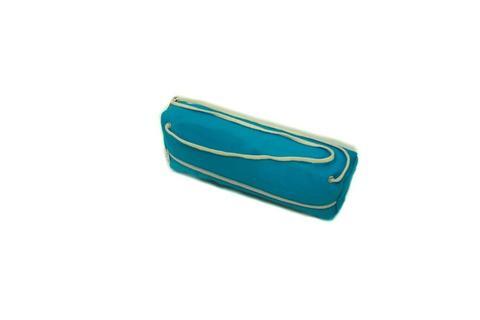 Подушка для гамака из льна бирюзовая RGP7