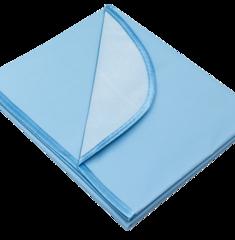 Колорит. Клеенка ПВХ 50х70 см с окантовкой и без резинки, цветная