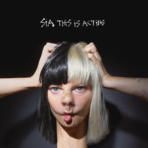 Sia / This Is Acting (CD)