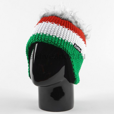 шапка с ушами Eisbar star cocker