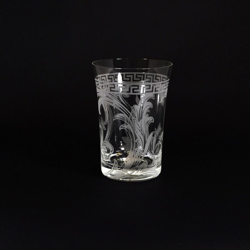 Стакан д/коктейлей маленький Versace, Arabesque (Хрусталь и стекло Rosenthal)