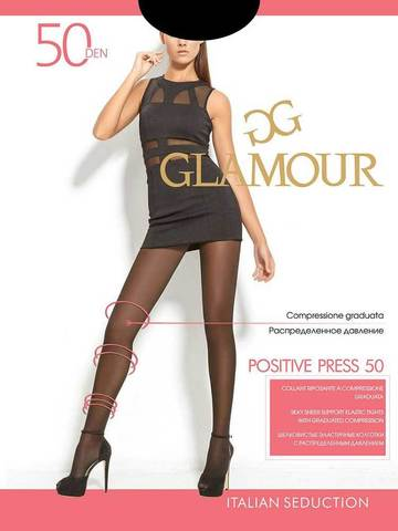 Колготки Positive Press 50 Glamour