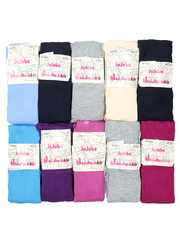 R020-2 колготки для девочек (10шт), цветные