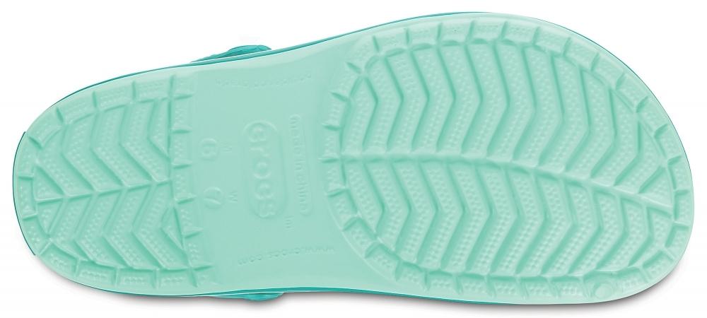 Сабо CROCS Crocband™ Нью Минт/Тропикл Тил