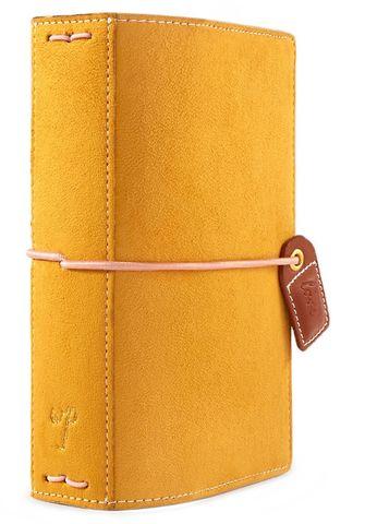 Блокнот Color Crush Pocket Traveler's Planner - Mustard Suede