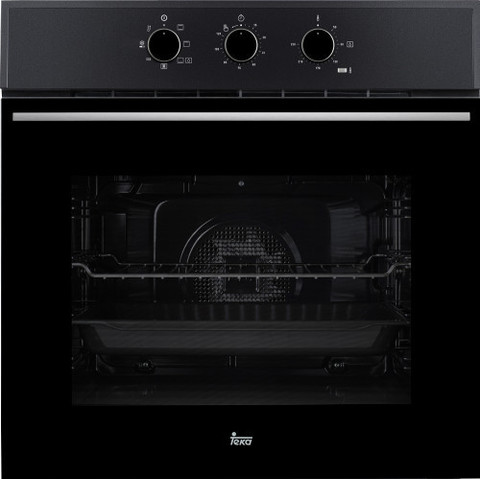 Электрический независимый духовой шкаф TEKA HSB 610 BK BLACK