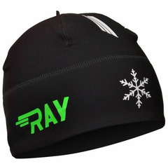 Лыжная шапка RAY RACE black