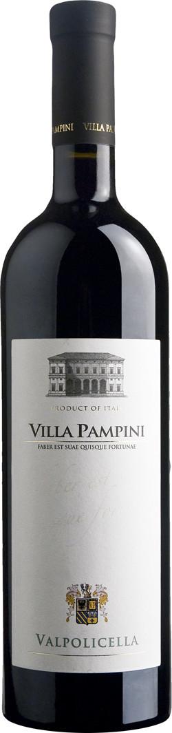 Вино Вилла Пампини Вальполичелла защ. наим. крас. сух. 0,75 л 12,5% Италия